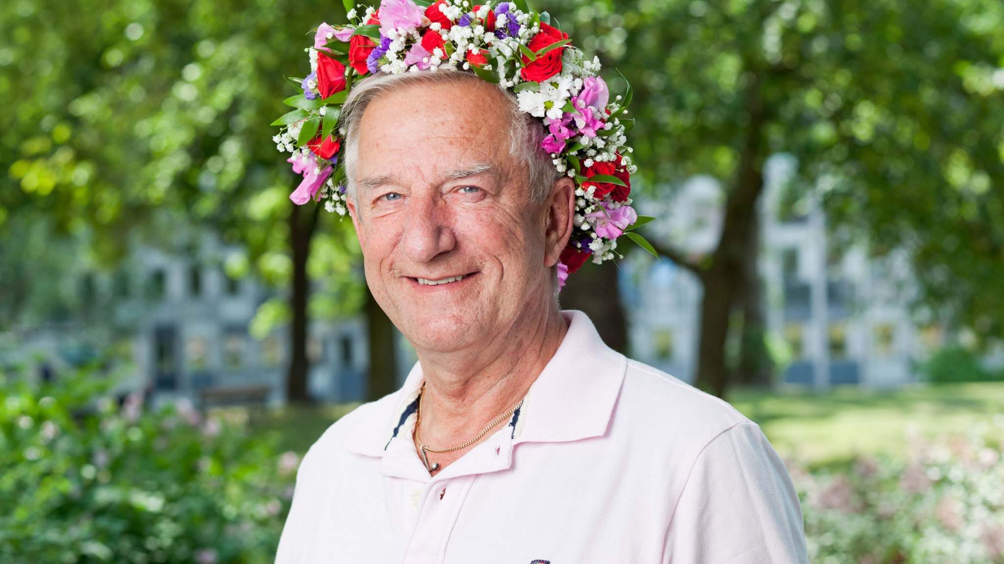 Bengt Palmers. Foto: SR Foto.