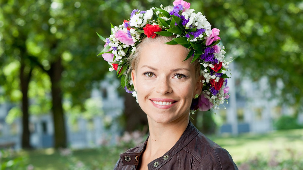 Petra Marklund. Foto: SR Foto.