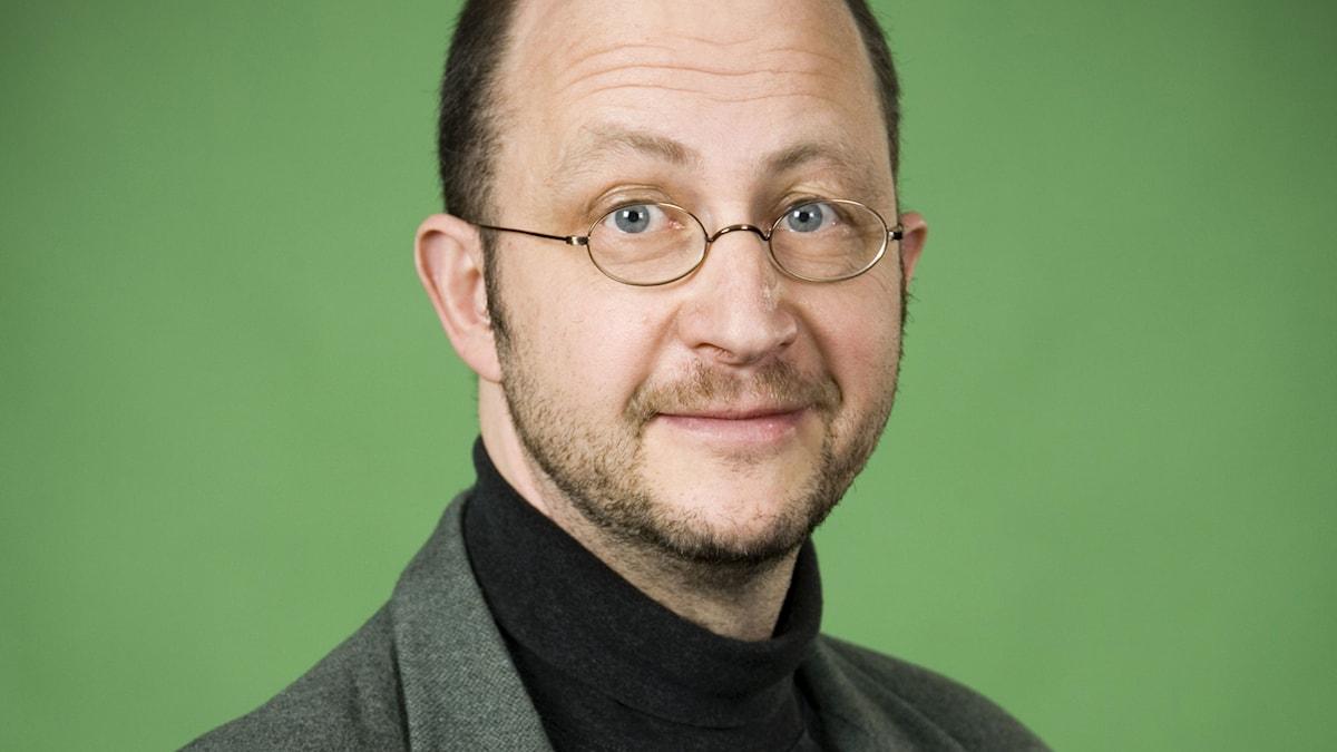 Per Naroskin. Foto: Johan Ljungström/SR