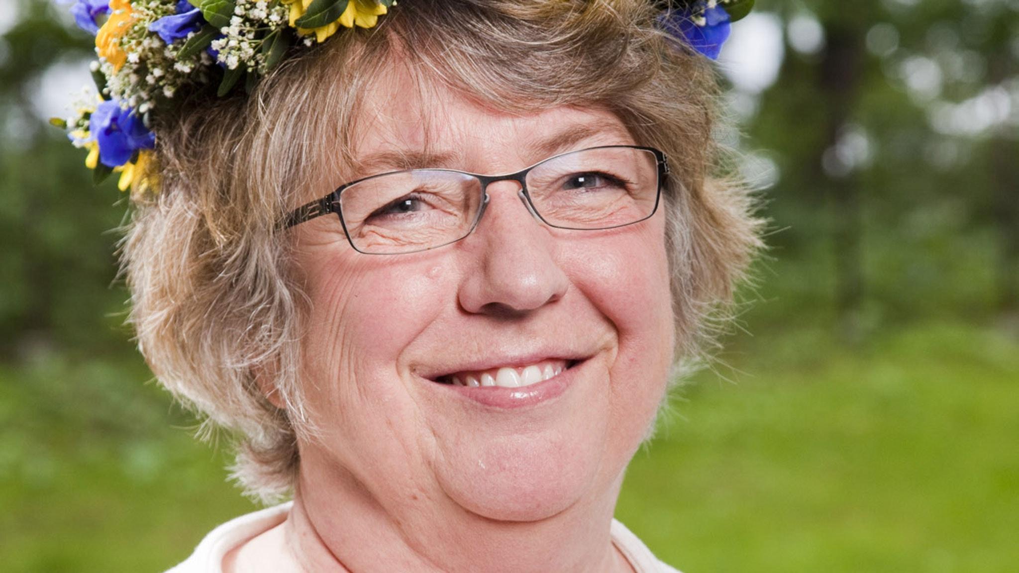 Linda Olsson Foto: SVT Bild