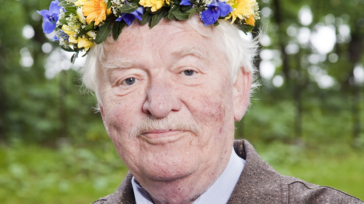 Hans Alfredson Foto: SVT Bild