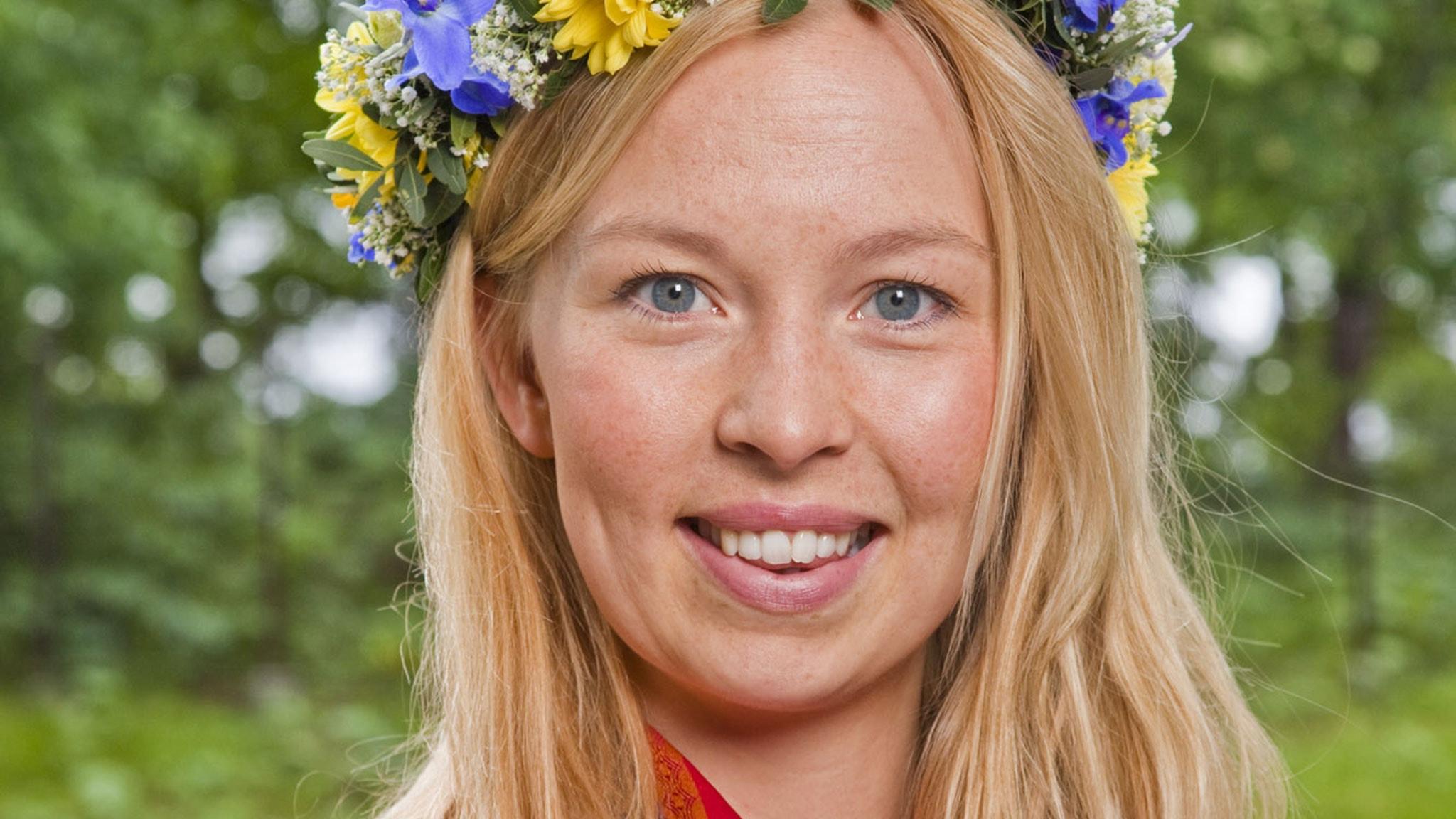 Sofia Jannok, foto: Mattias Ahlm/SR