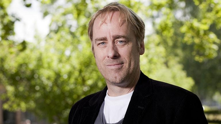 Ulf Malmros. Foto: Mattias Ahlm/Sveriges Radio.