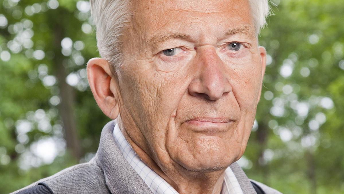 Per Olov Enquist. Foto: SVT Bild