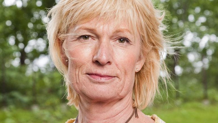 Malin Sävstam. Foto: Sveriges Radio