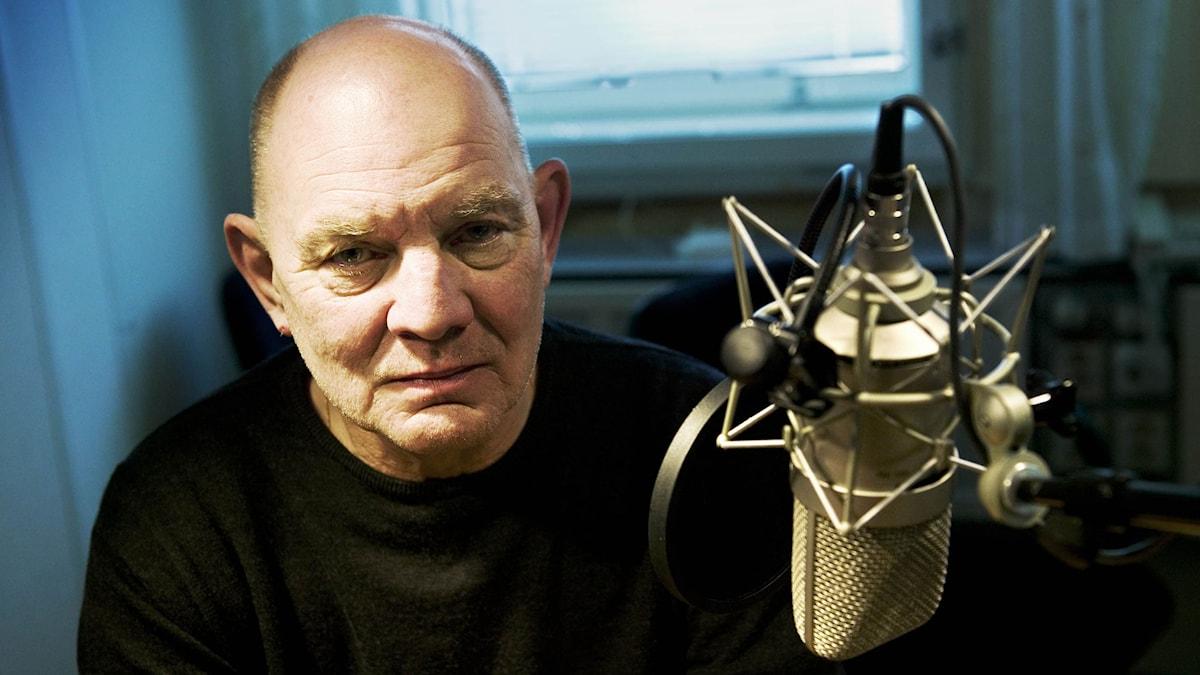 Lars Norén. Foto: Johan Ljungström/SR