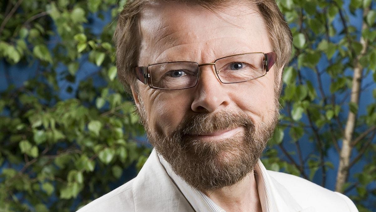 Björn Ulvaeus. Foto: Mattias Ahlm/SR.