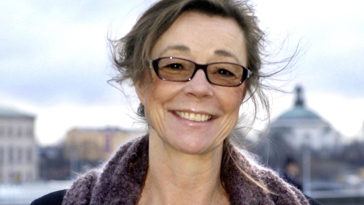 Annika Söder. Foto: Björn Larsson Ask/TT