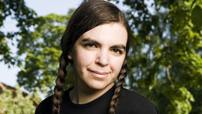 Martina Lowden. Foto: Mattias Ahlm/SR.