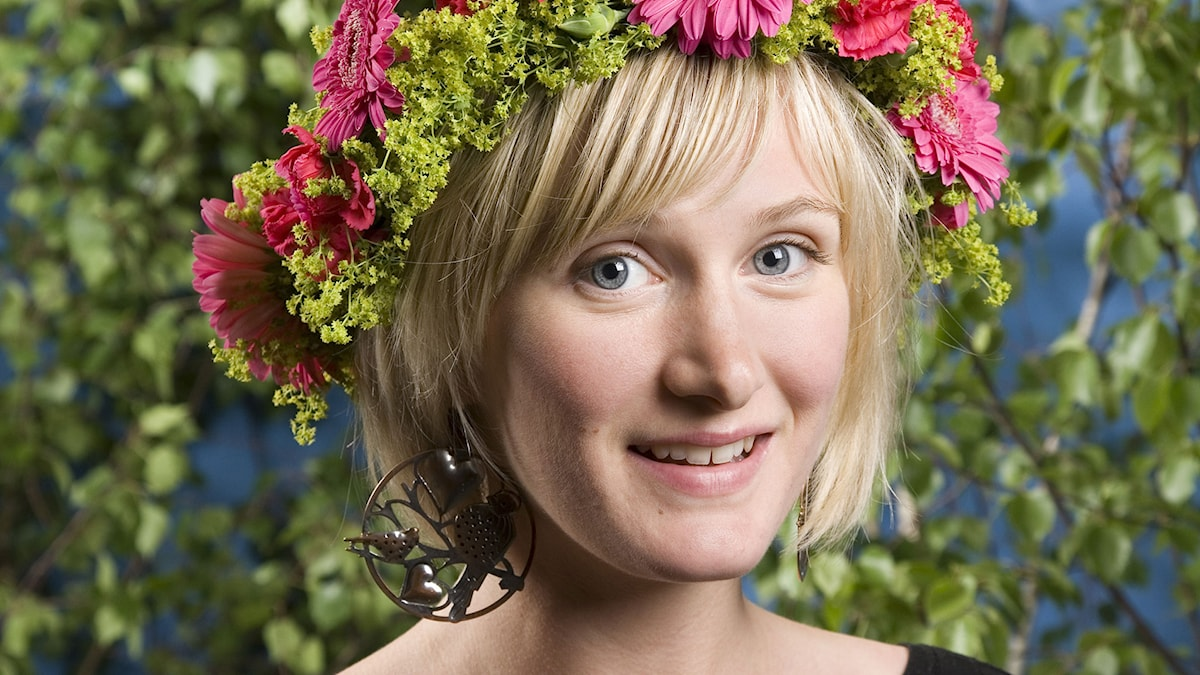 Sissela Benn. Foto: Mattias Ahlm/SR