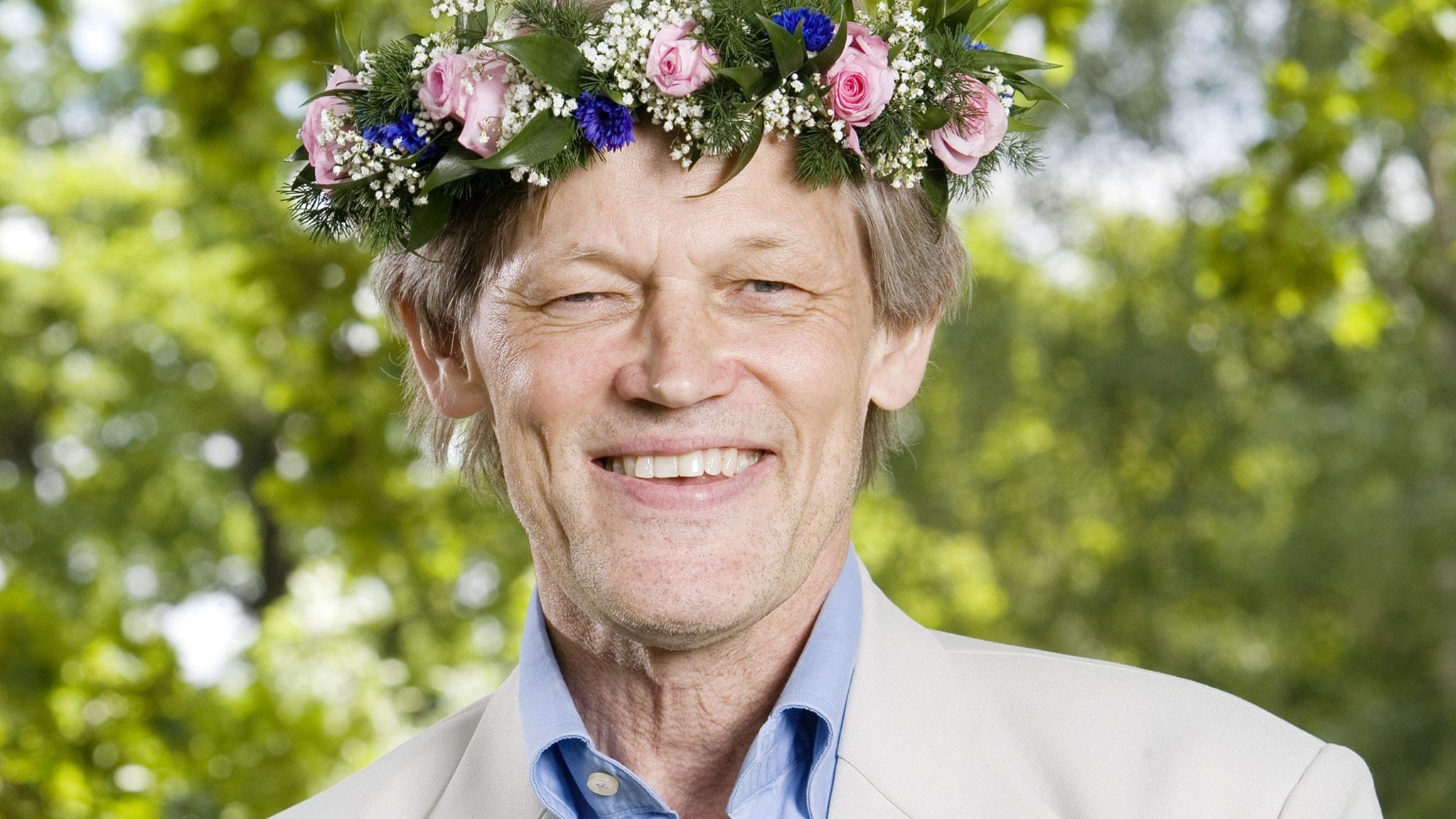 Göran Lambertz. Mattias Ahlm/SR
