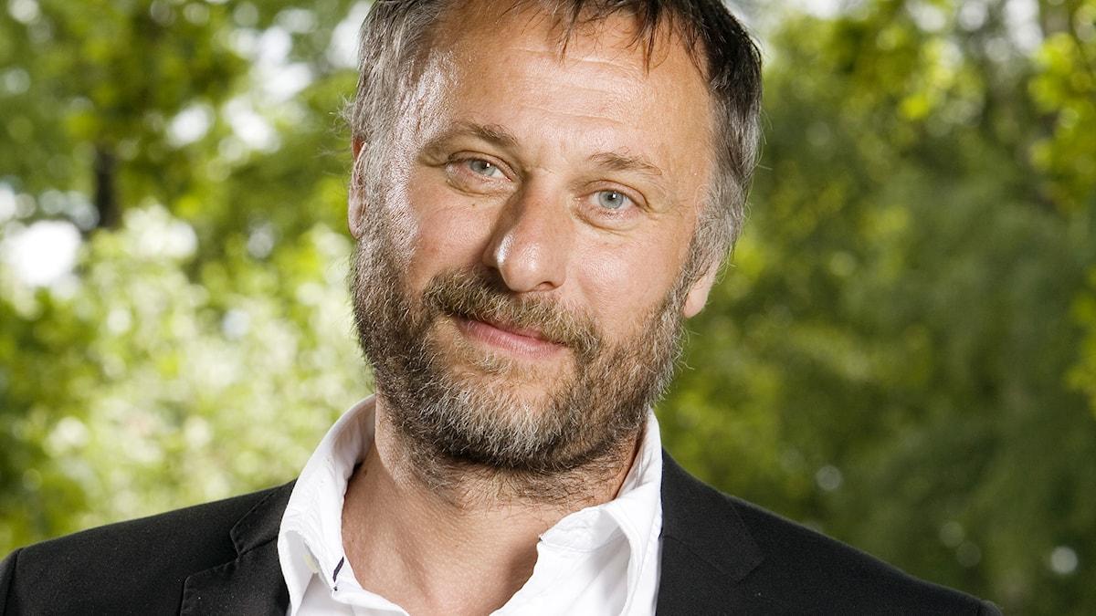 Michael Nyqvist. Foto: Mattias Ahlm/SR