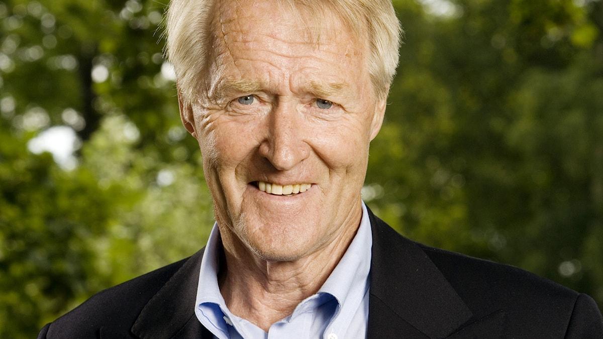 Göran Zachrisson. Foto: Mattias Ahlm/SR