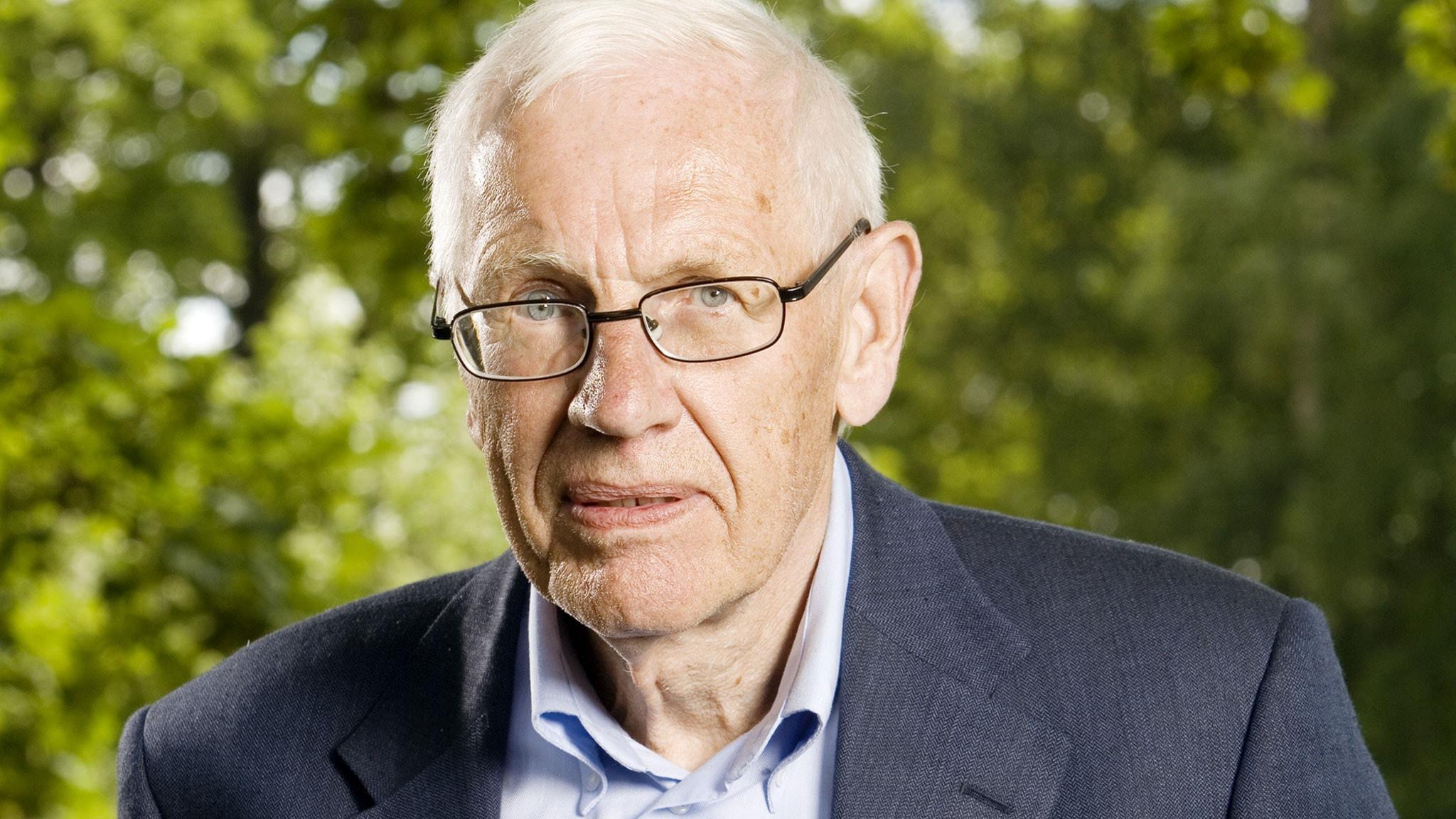 Arne ljungqvist blir hedersdoktor