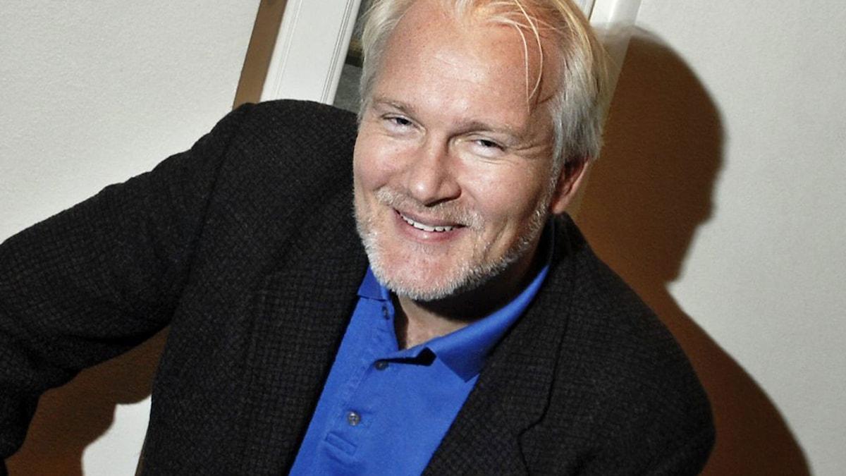 Peter Rost. Foto: Lars Pehrson / SvD / TT