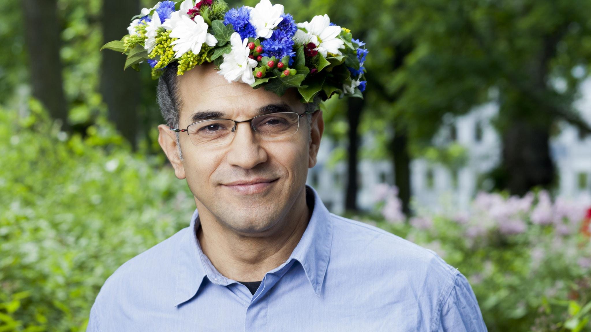 Magdi Abdelhadi foto: Mattias Ahlm/Sveriges Radio
