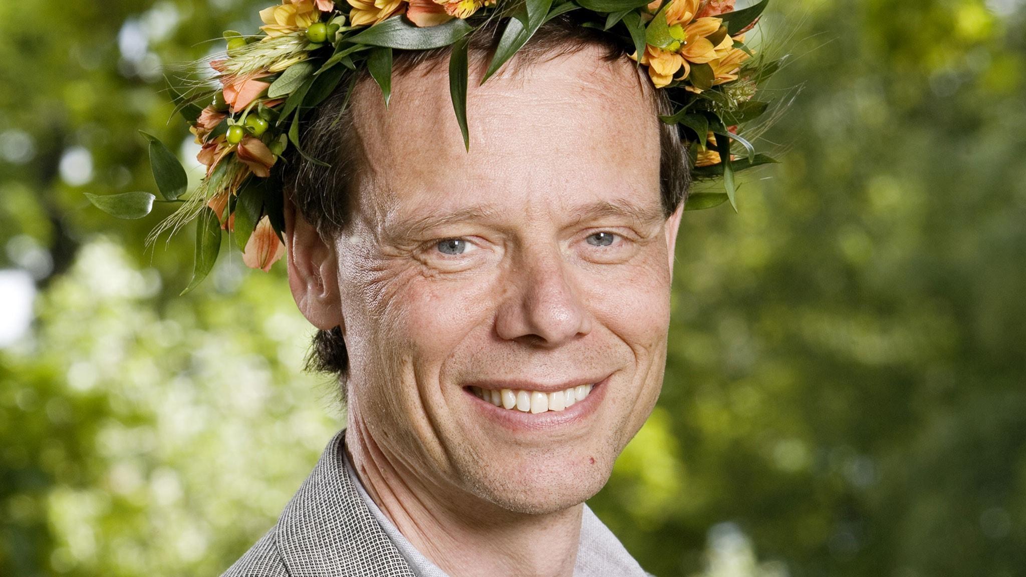 Christer Fuglesang. Mattias Ahlm/SR