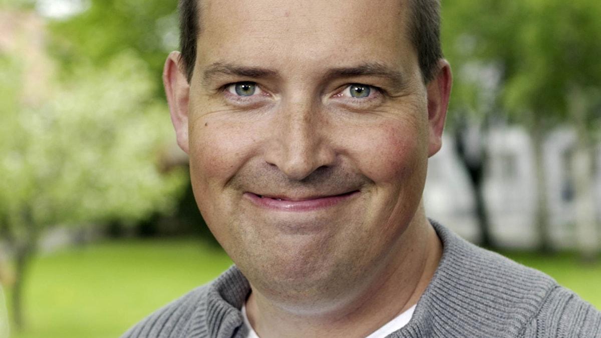 Johan Wester. Foto: SR Foto.