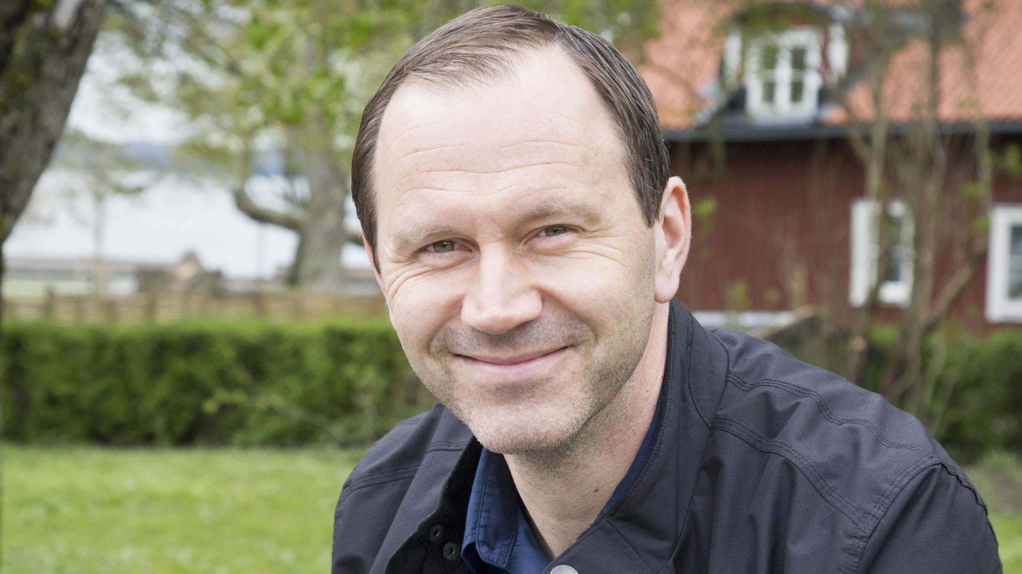 Jonas Eriksson. Foto: Micke Grönberg