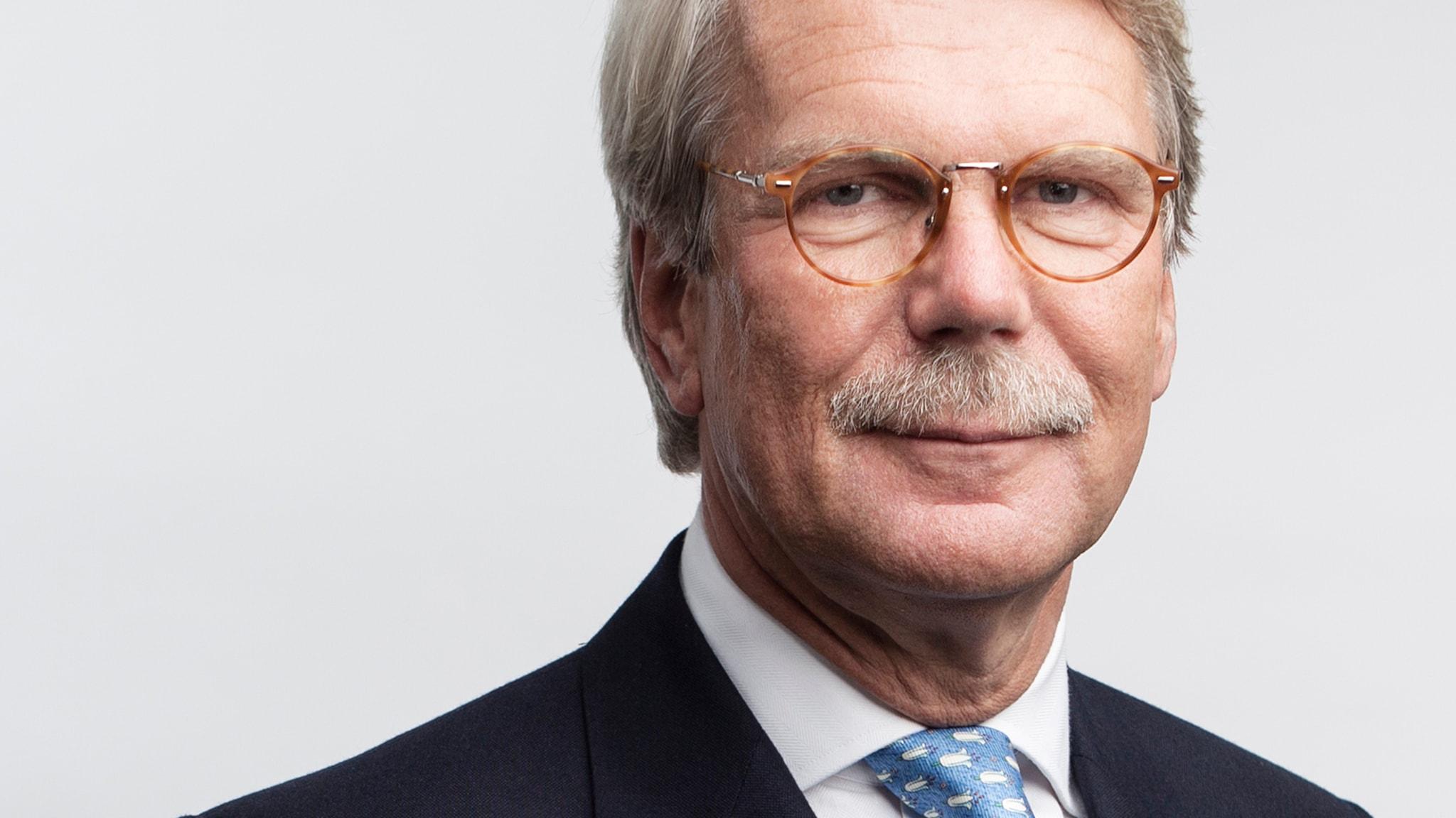 "Björn ""Nalle"" Wahlroos. Foto: sampo.fi"