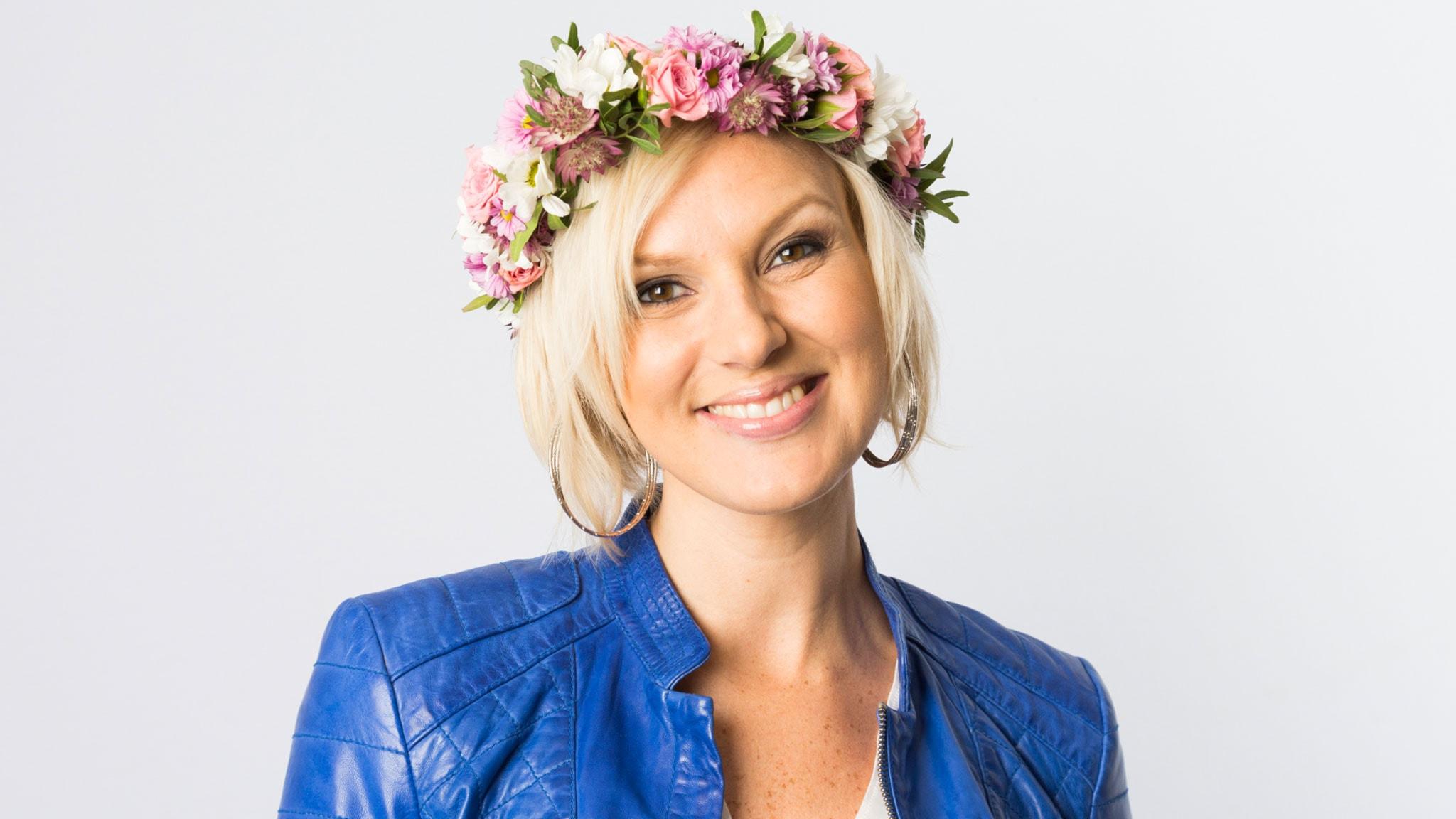 Sanna Nielsen. Foto: Mattias Ahlm/Sveriges Radio