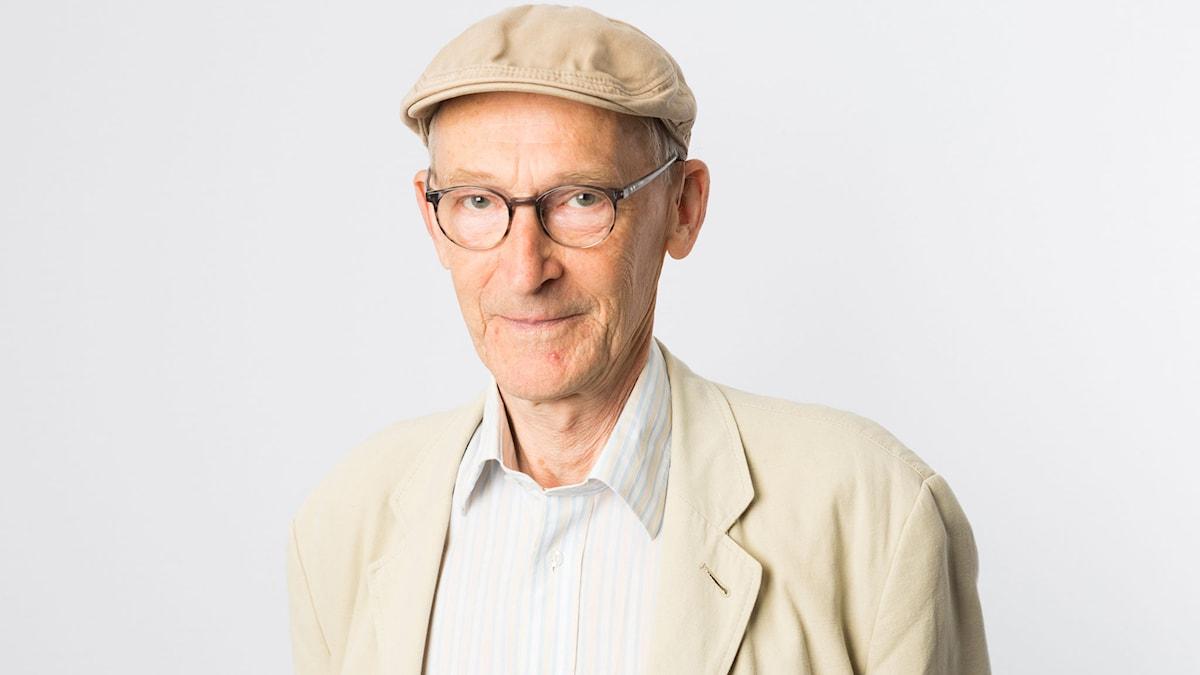 Anders Bárány. Foto: Mattias Ahlm/Sveriges Radio