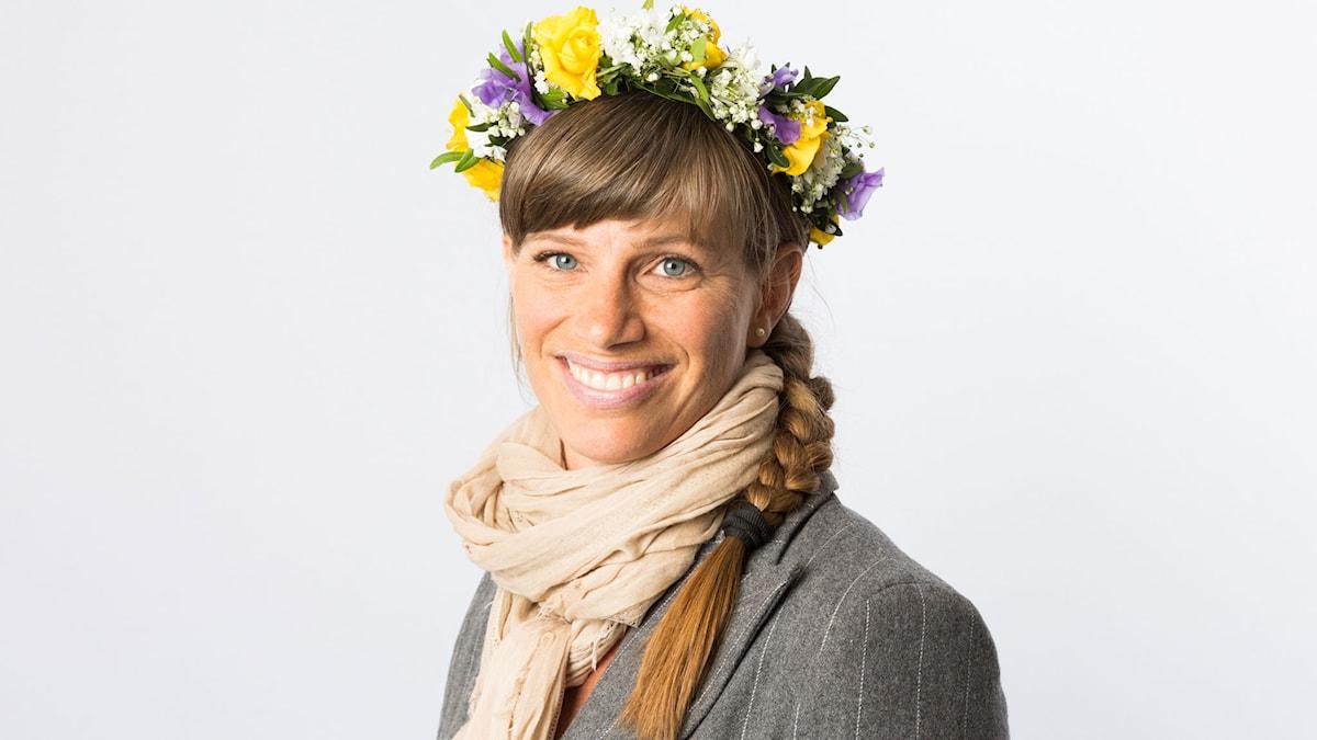 Helene Ripa. Foto: Mattias Ahlm/Sveriges Radio