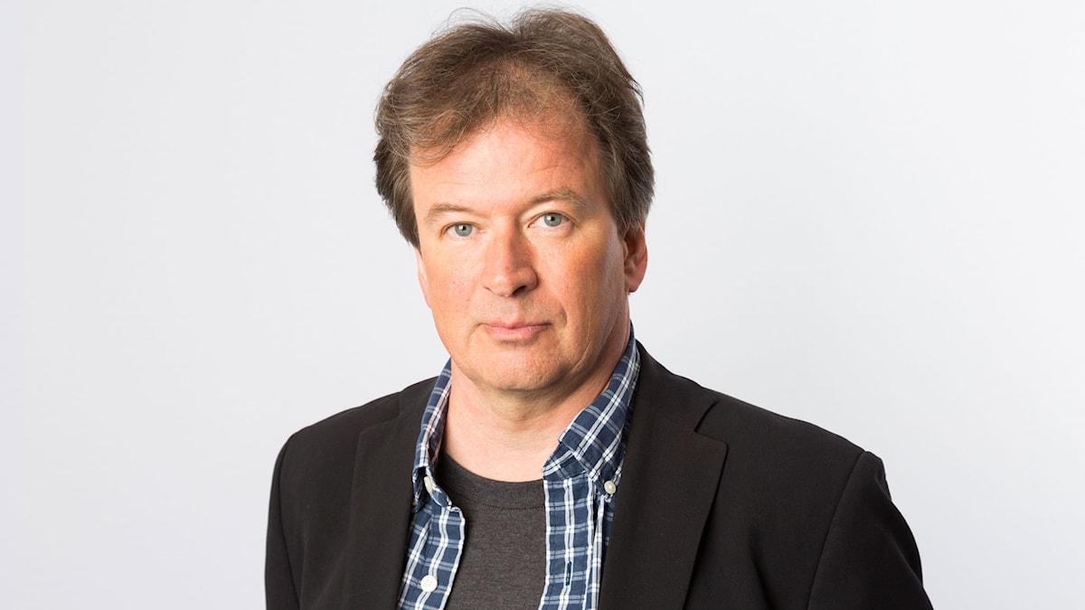 Kjell Westö. Foto: Mattias Ahlm/Sveriges Radio