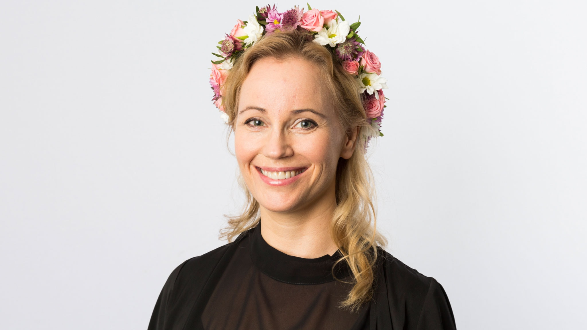 Sofia Helin. Foto: Mattias Ahlm/Sveriges Radio