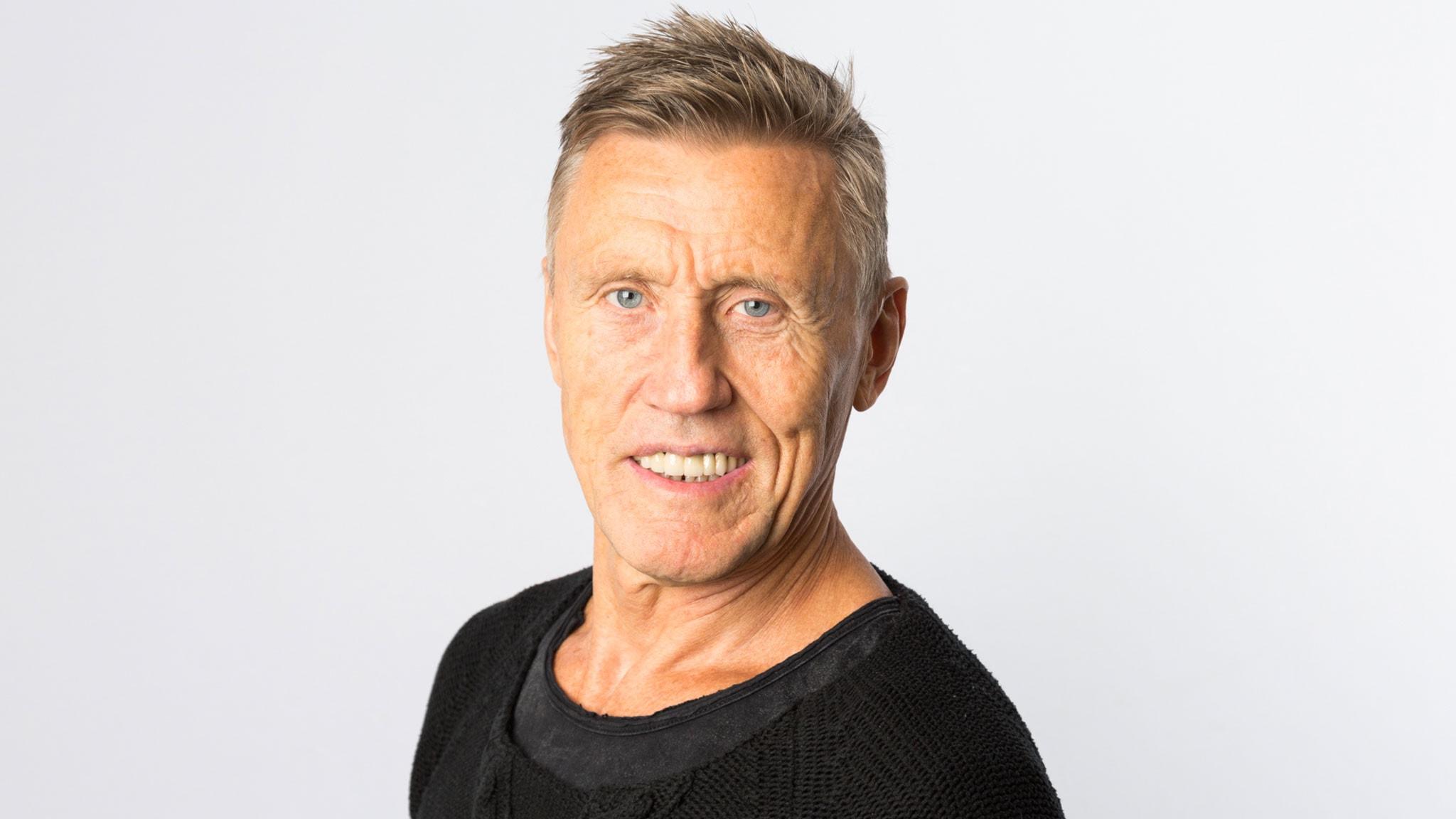 Börje Salming. Foto: Mattias Ahlm/Sveriges Radio