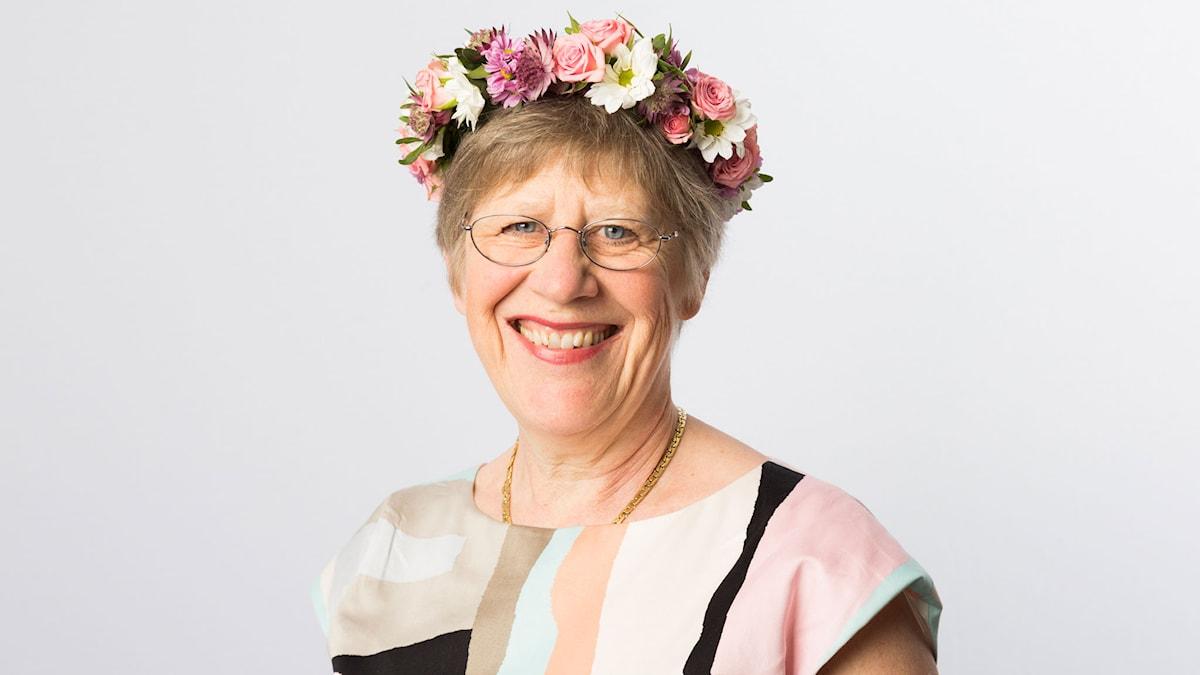 Agnes Wold. Foto: Mattias Ahlm/Sveriges Radio