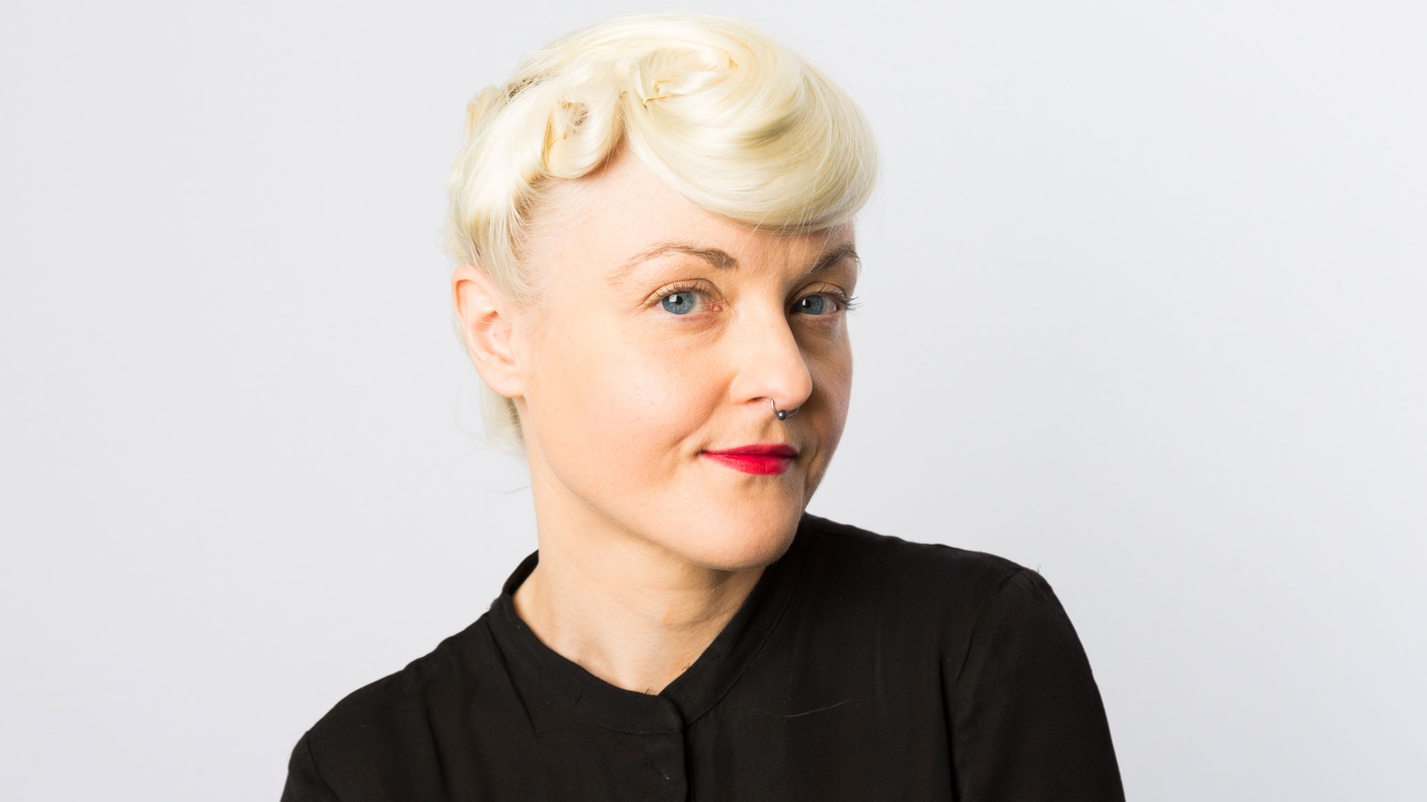 Bea Szenfeld. Foto: Mattias Ahlm/Sveriges Radio