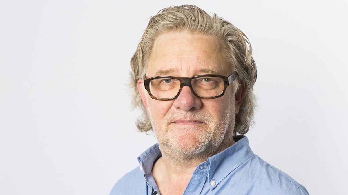 Johan Croneman. Foto: Mattias Ahlm/SR
