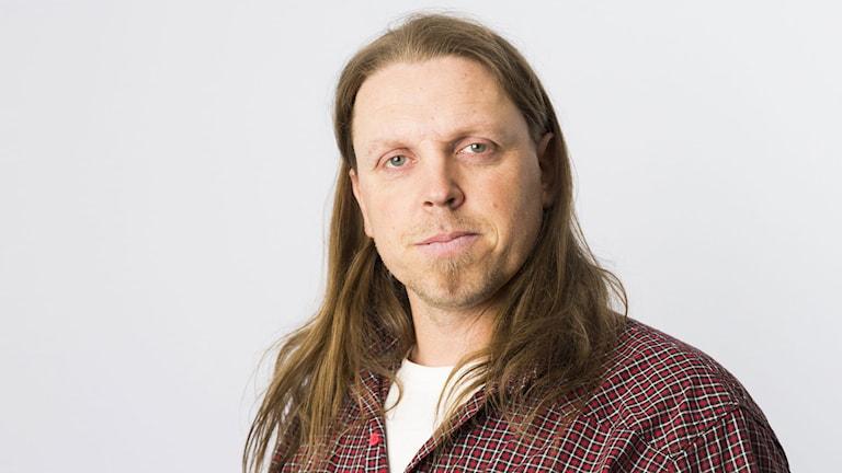 Sebastian Kirppu. Foto: Mattias Ahlm/SR