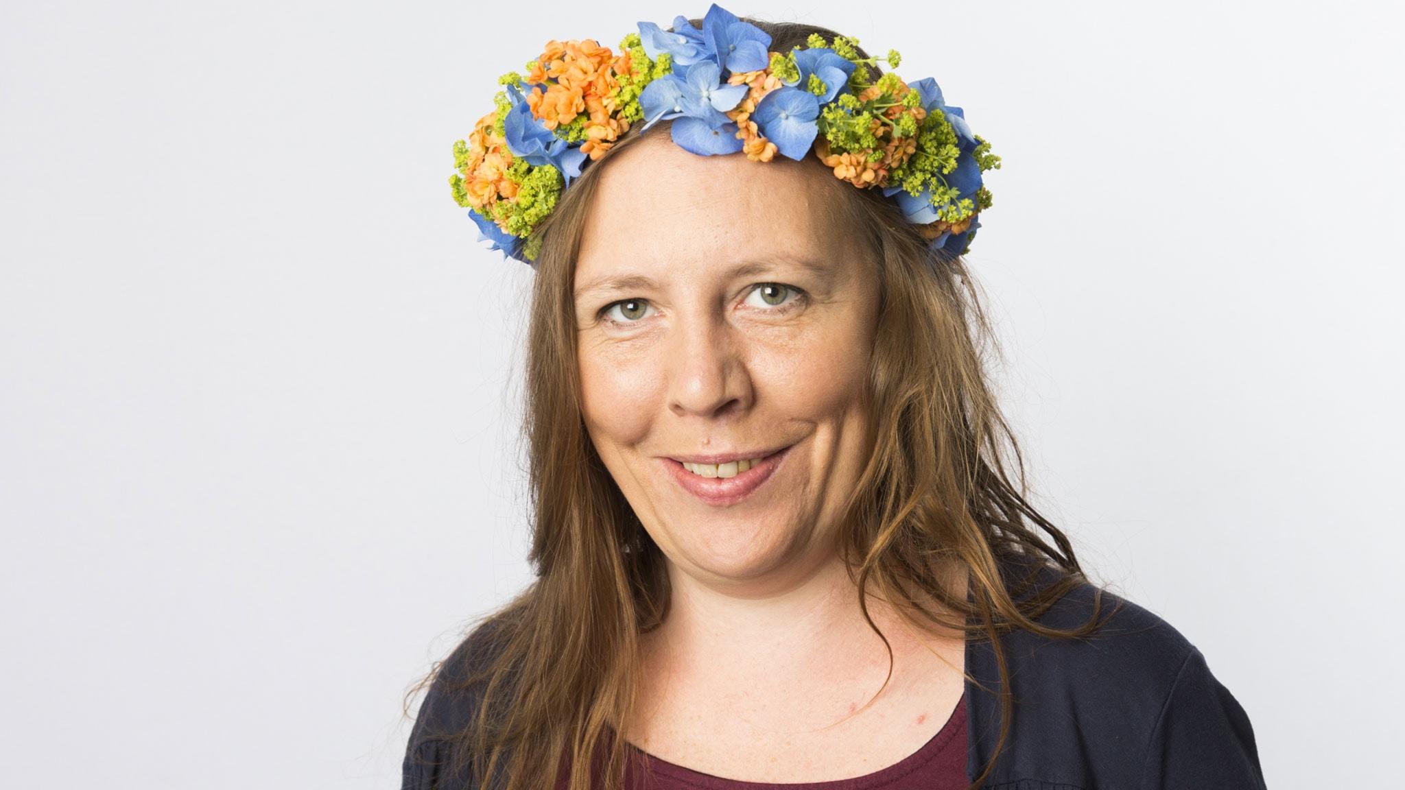 Martina Montelius. Foto: Mattias Ahlm/SR