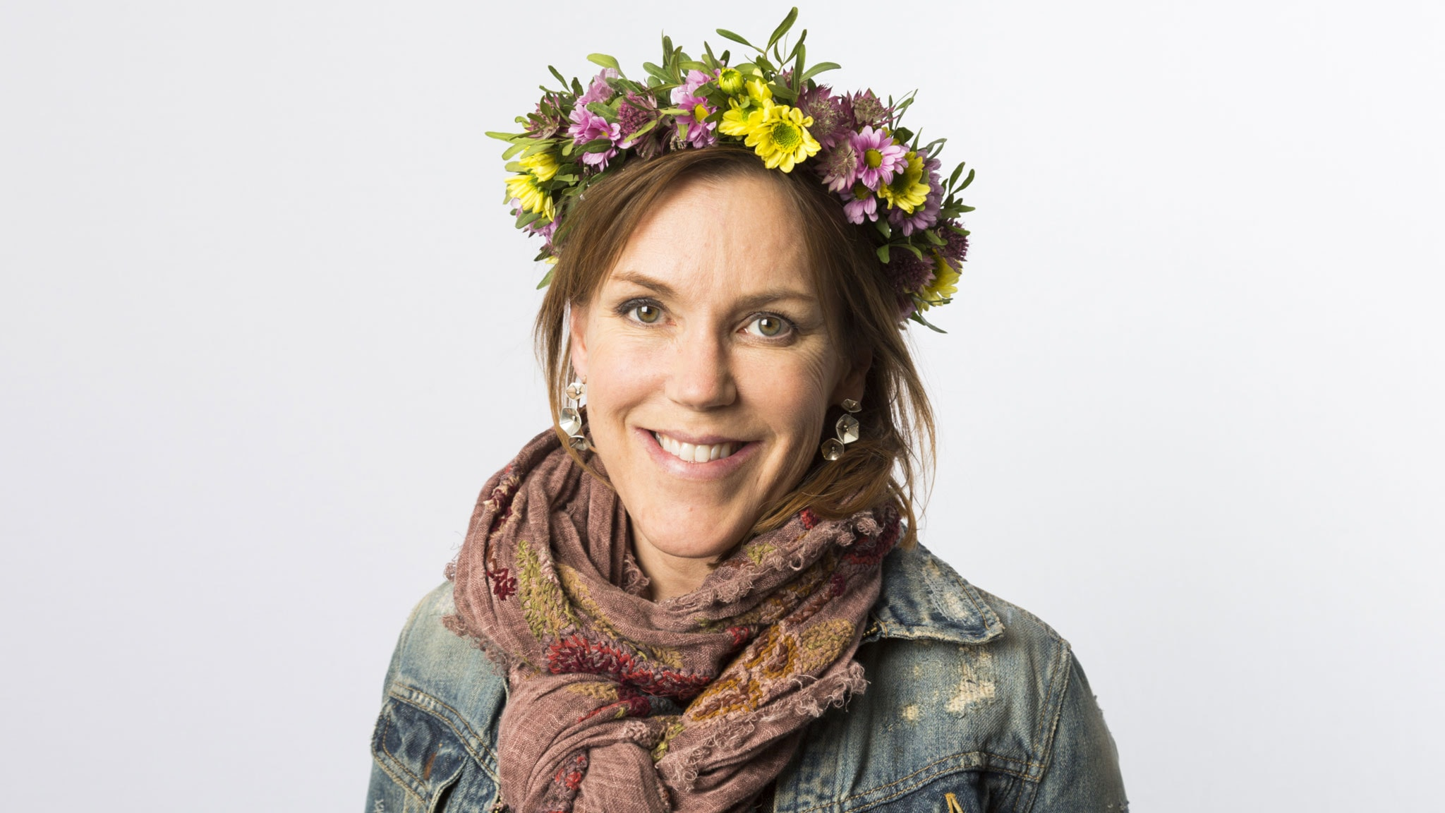 Åsa Larsson. Foto: Mattias Ahlm/SR
