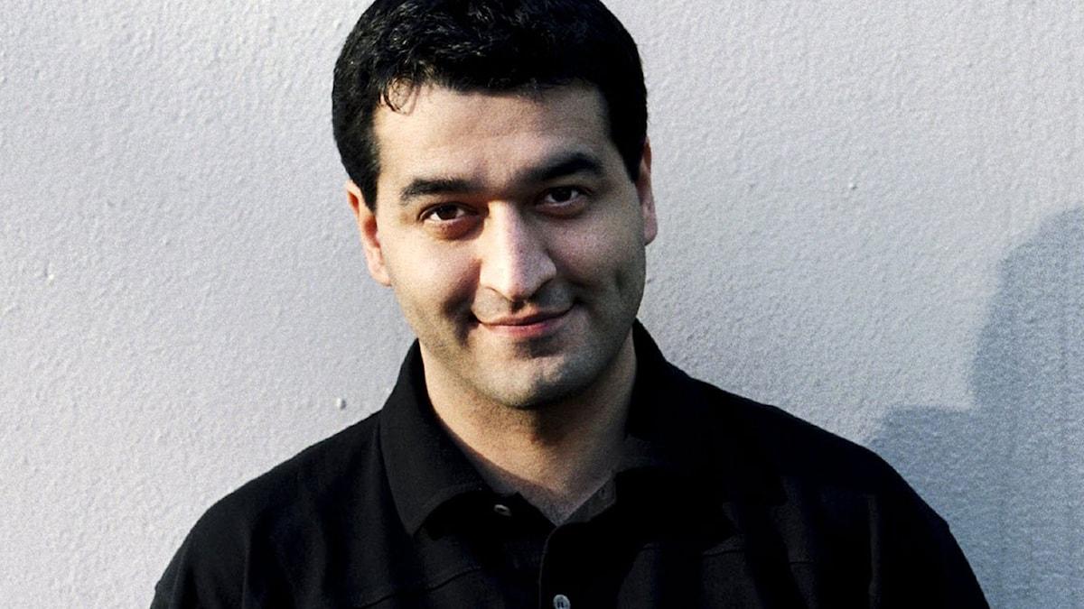 Reza Parsa. Foto: TT