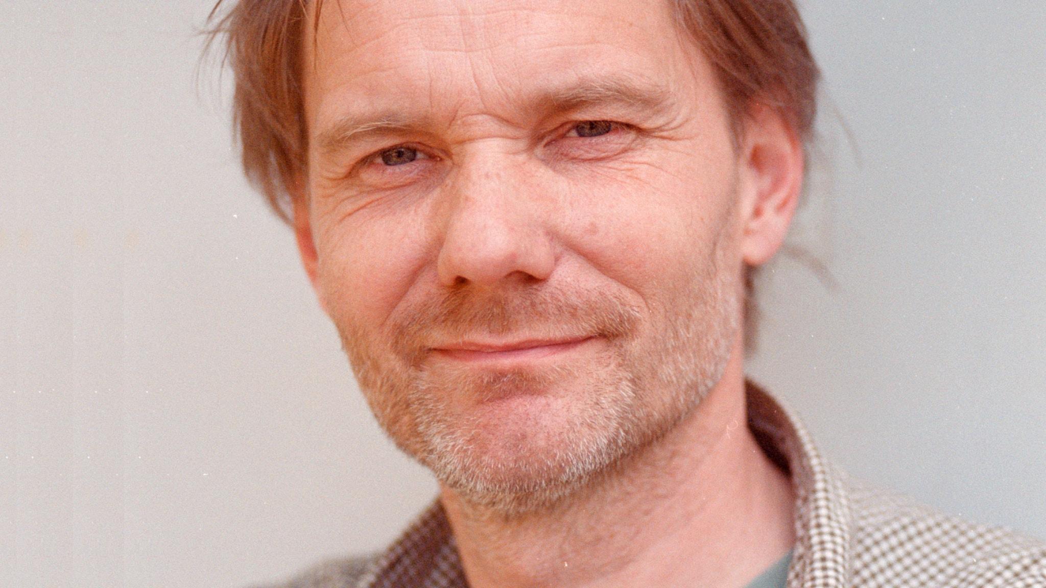 Peter Carlsson 1999. Foto: Anders Roth/Sveriges Radio