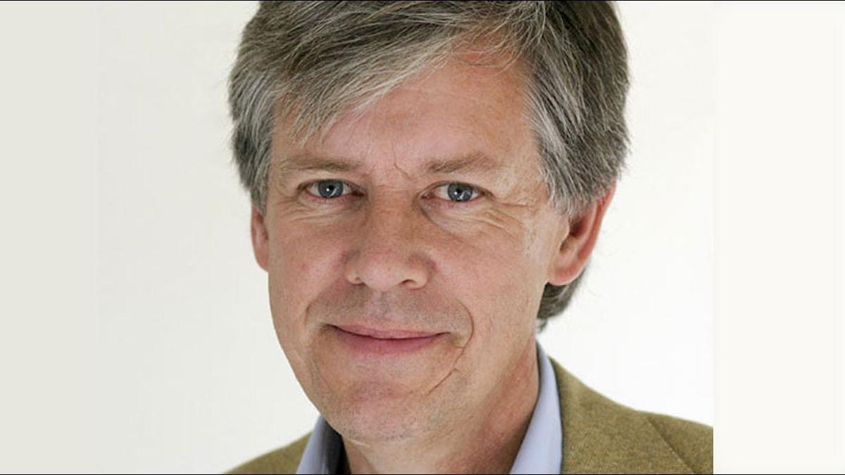 Henrik Ekman, foto: Peter Tullberg/SVT