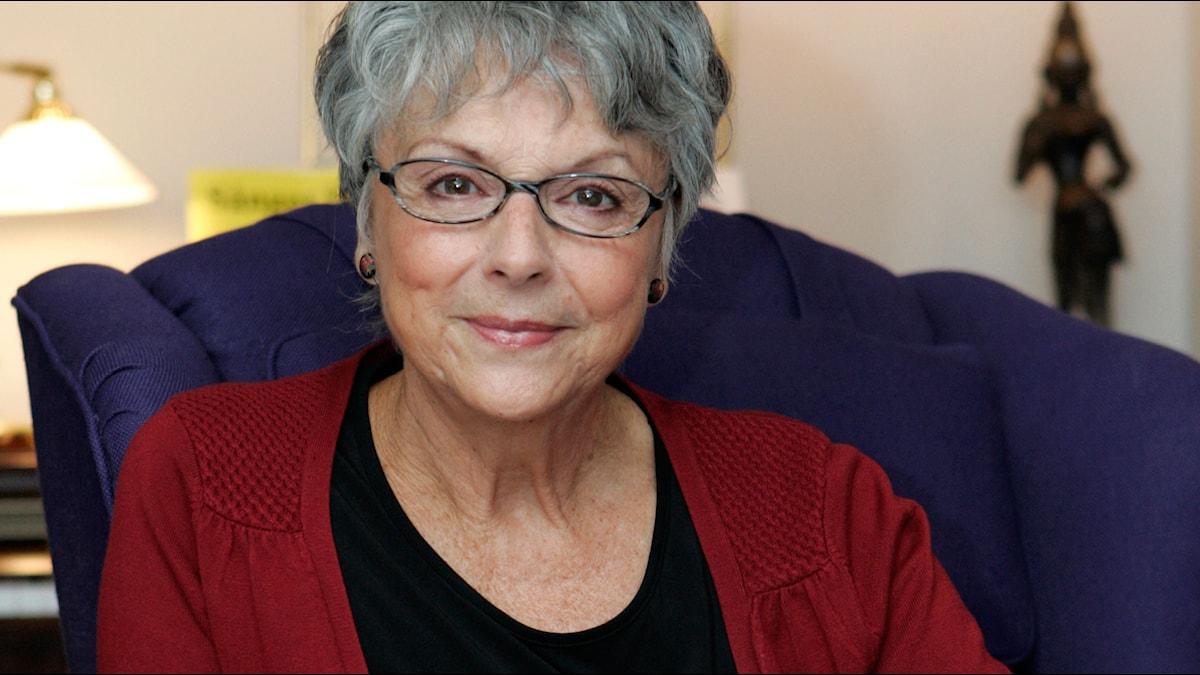 Patricia Tudor-Sandahl, foto: Bertil Ericson/TT Bild