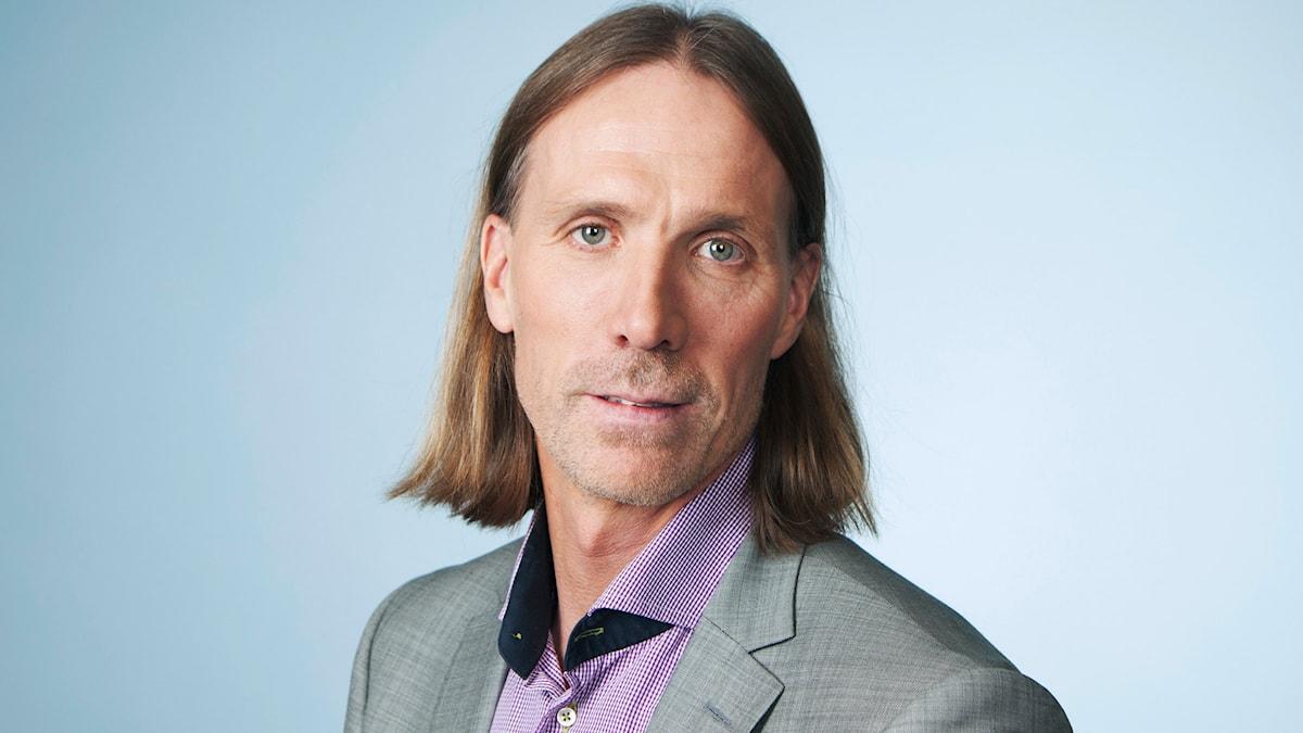 Staffan Olsson. Foto: Mattias Ahlm/Sveriges Radio