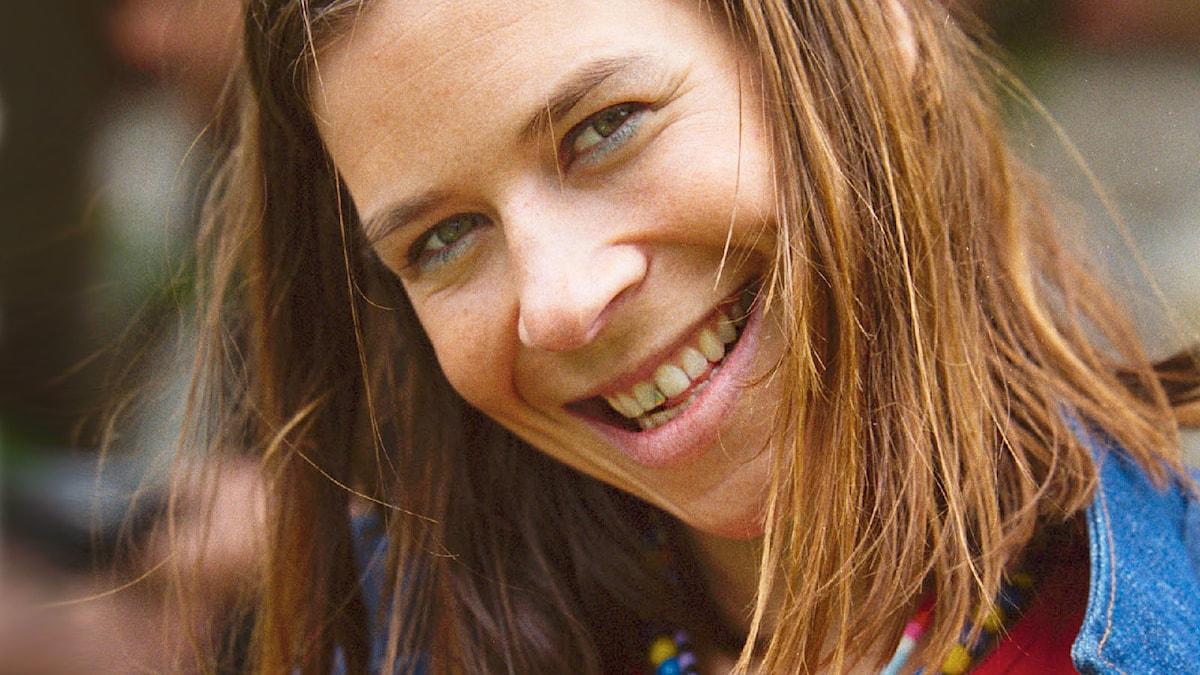 Caroline Af Ugglas 2000. Foto: Anders Roth /Sveriges Radio