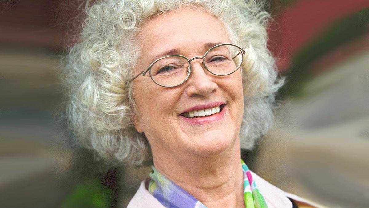 Magdalena Ribbing 2000. Foto: Anders Roth/Sveriges Radio