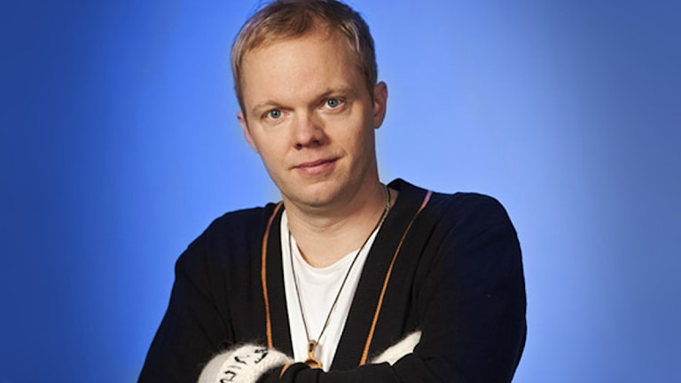 Olof Wretling. Foto: Sveriges Radio.