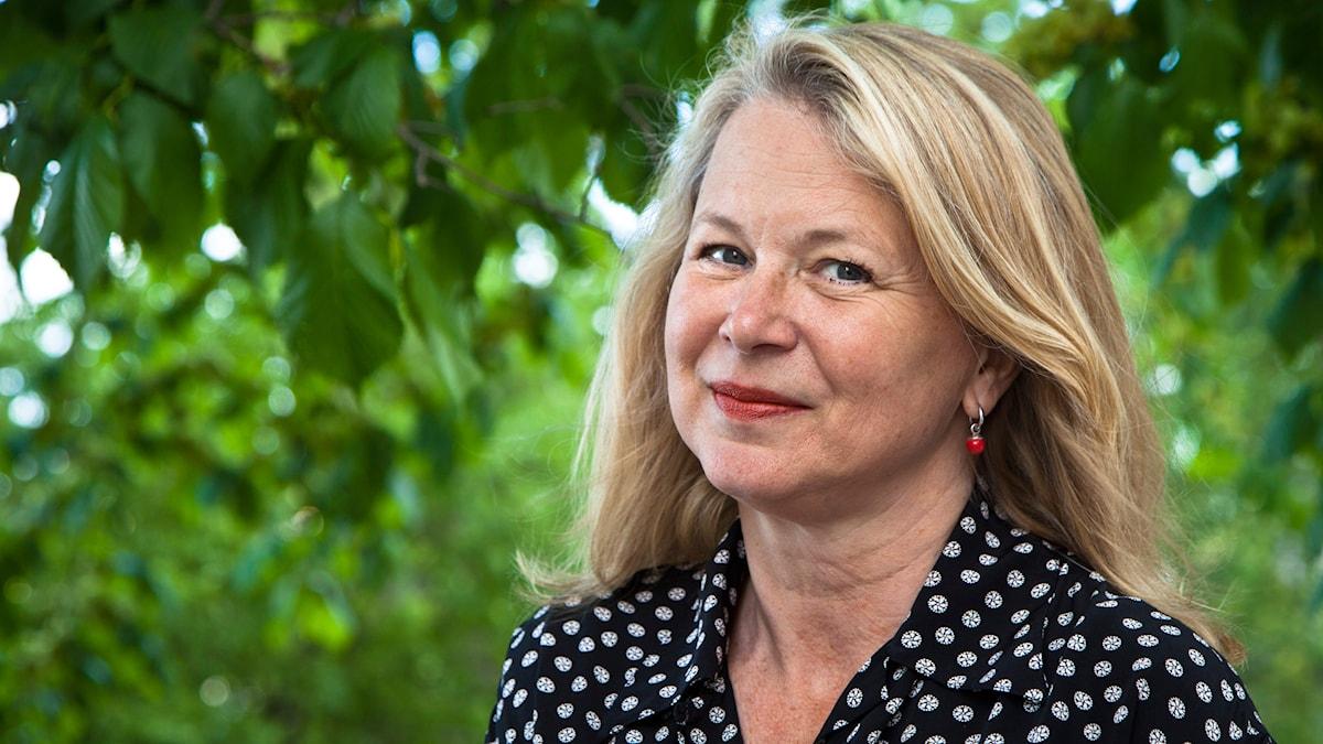 Helena von Zweigbergk 2011. Foto: Micke Grönberg/Sveriges Radio