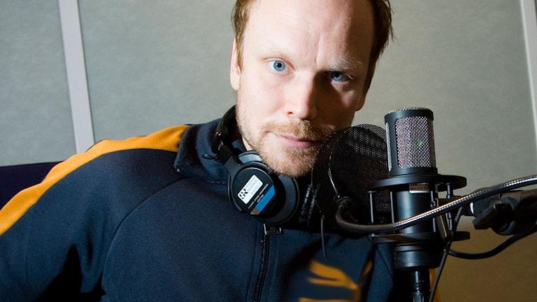 Kristian Luuk 2006. Foto: Sveriges Radio