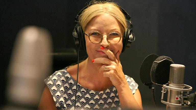 Annie Wegelius. Foto: Jonas Ekblom/SR
