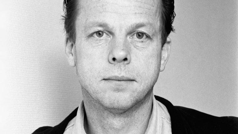 Krister Henriksson 1993. Foto: Anders Roth/Sveriges Radio