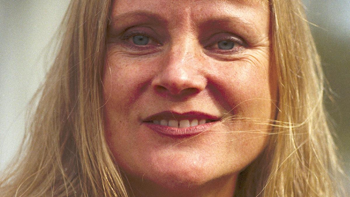 Ulla Skoog 2000. Foto: SVT Bild