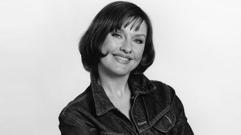 Anna-Lena Brundin 1999. Foto: SVT Bild